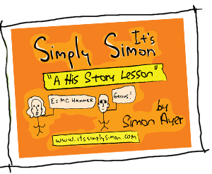 It's Simply Simon Book