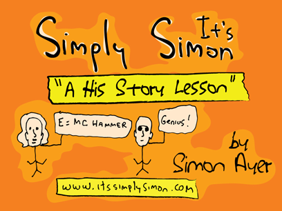 It's Simply Simon Book Cover